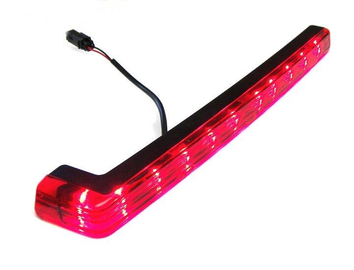 Tour Pak Red Side Marker Lamp Lens Set for Harley Davidson by V-Twin