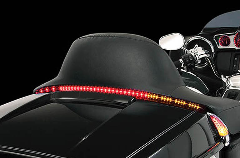 TOUR BLADE® Sequential Run-Brake-Turn LED Light Bar without controller