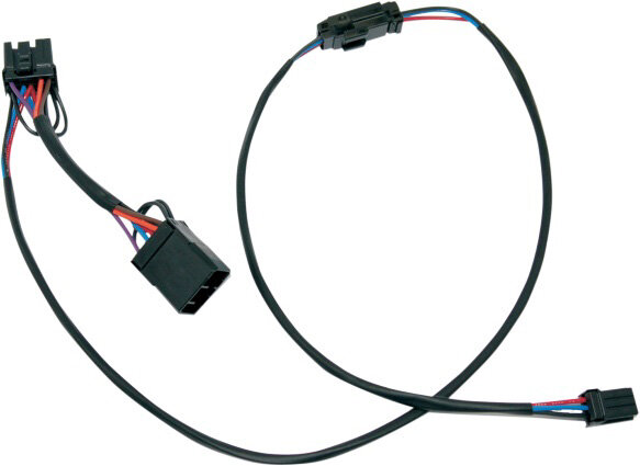 HD Tour Pak Quick Disconnect Wiring Harness Harley Pin Wiring Harness on harley davidson wiring harness, harley motorcycle hitches, harley trailer harness,