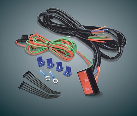 Awe Inspiring Universal Electronic Isolated Motorcycle Trailer Wiring Harness Wiring Digital Resources Antuskbiperorg