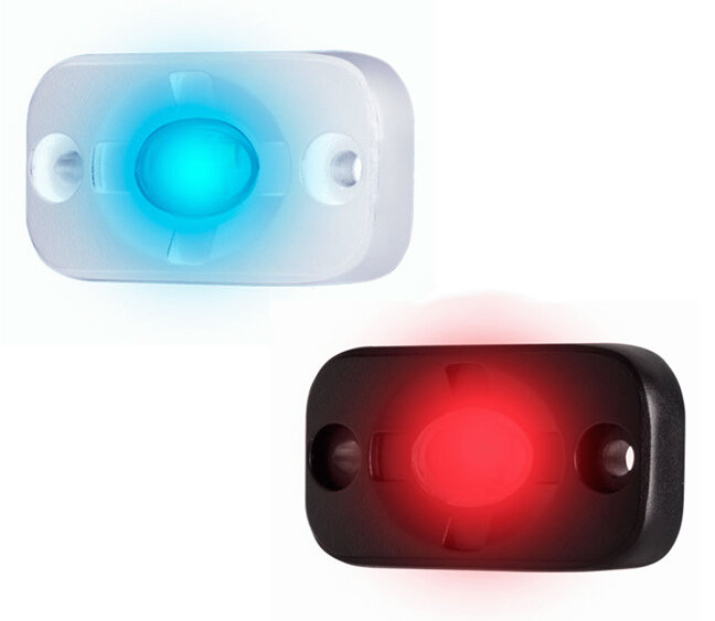 Heise Marine & Off-road LED Accent Lighting Pods on