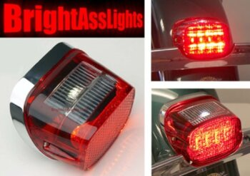 motorcycle replacement led brake lights and integrated tail lights LED Bar Wiring Diagram bright ass lights led taillights for harley davidson