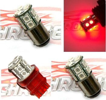1157 LED Replacement Bulbs used in Motorcycles and Auto Taillight